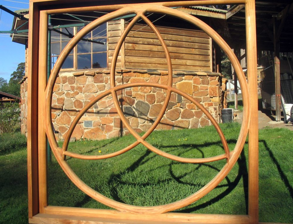 Trefoil Window